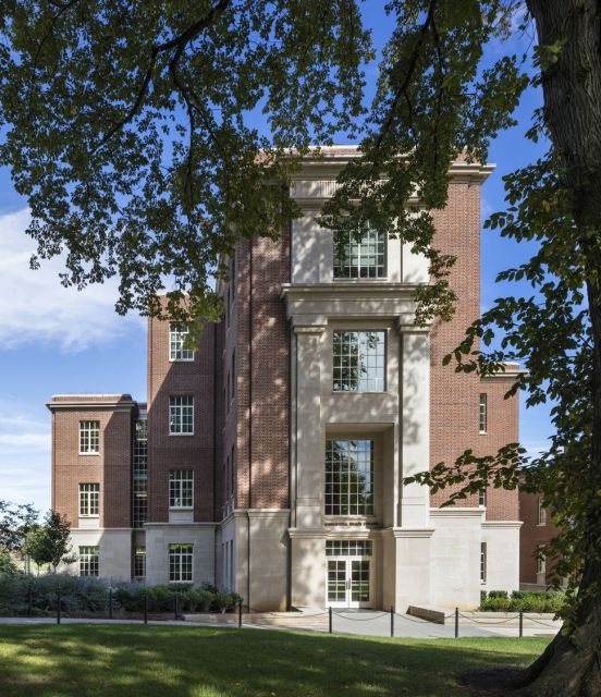 College of Health and Human Development © Peter Aaron
