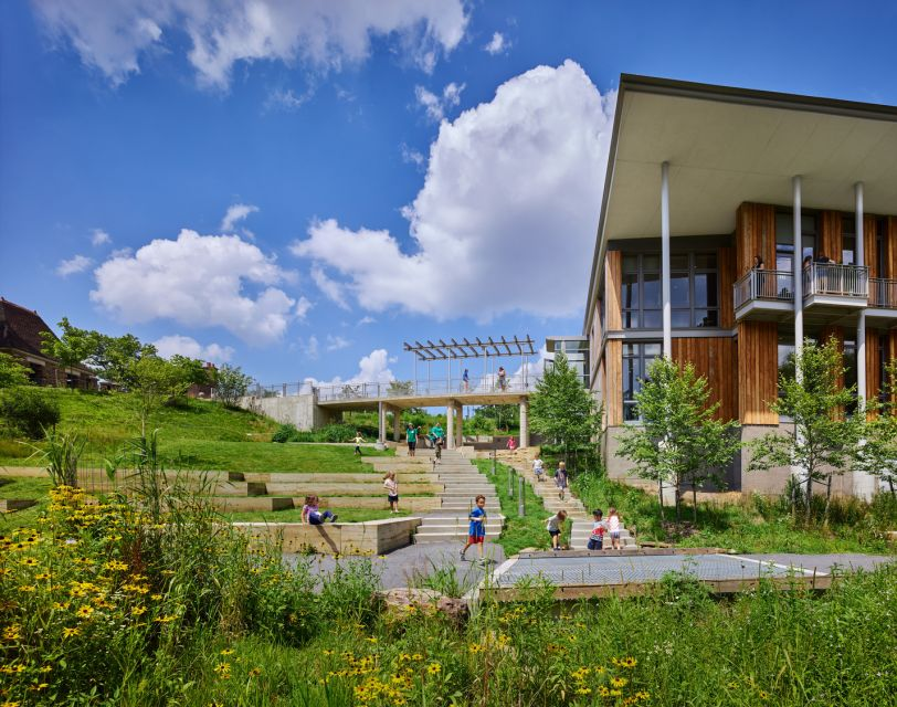 Frick Environmental Center © Ed Massery Photography