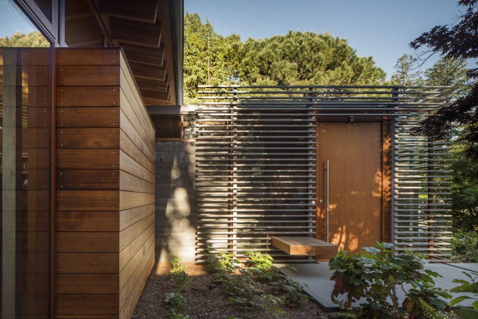 Los Altos Residence © Nic Lehoux Photography