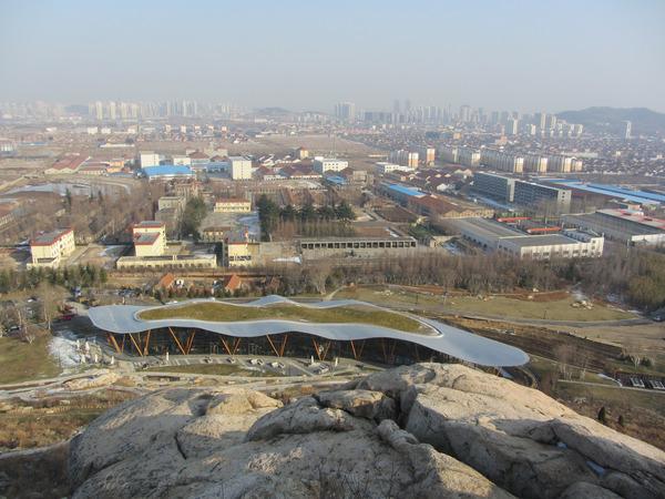 Tsing Tao Visitor Center