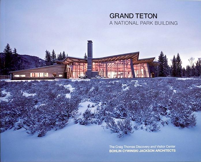 Grand Teton A National Park Building