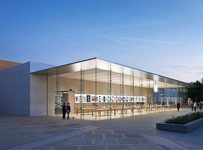 Apple Store Stanford © Hufton + Crow