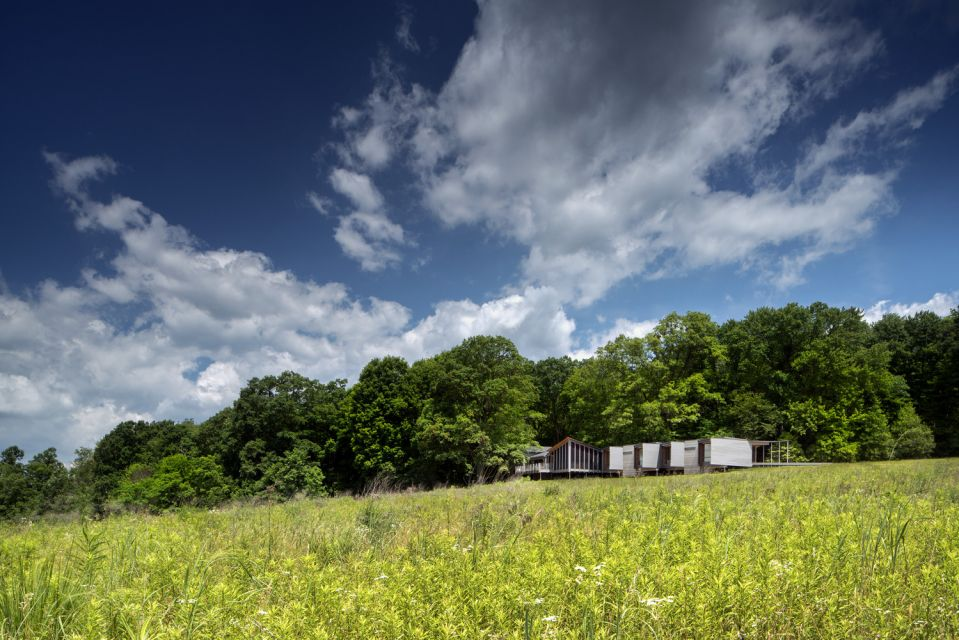 High Meadow at Fallingwater © Nic Lehoux Photography