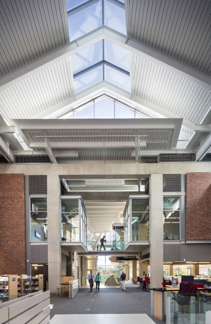Sawyer Library © Peter Aaron