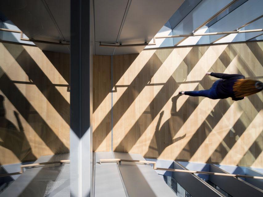 Skybridge © Nic Lehoux Photography