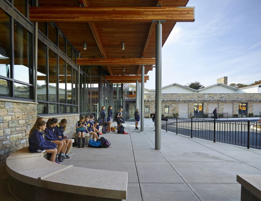 Agnes Irwin School © Jeffrey Totaro
