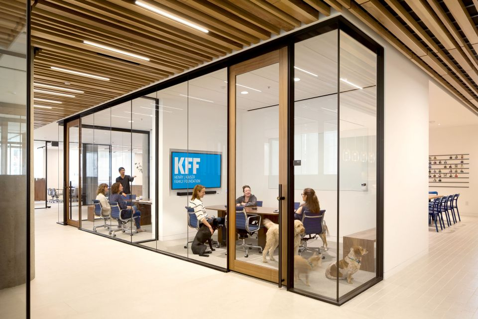 Kaiser Family Foundation © Adam Rouse