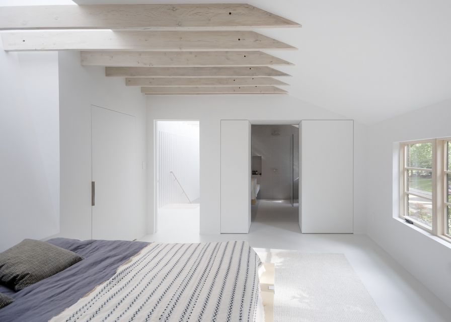 Reduction Residence © Bohlin Cywinski Jackson