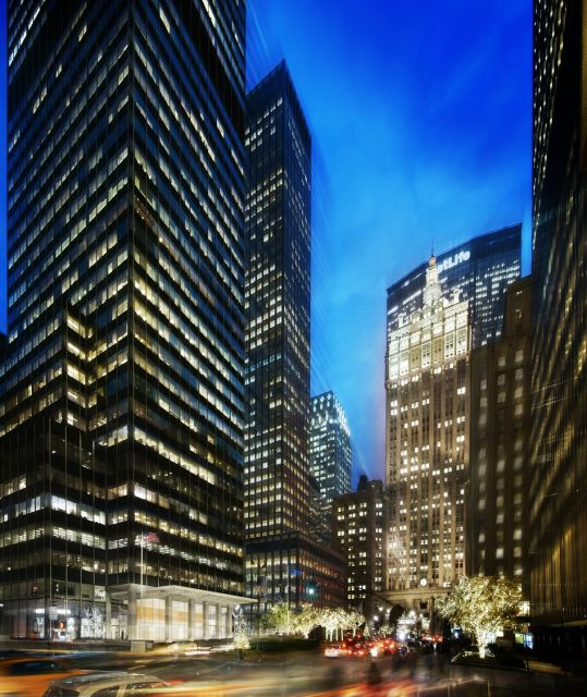 277 Park Avenue © Bohlin Cywinski Jackson