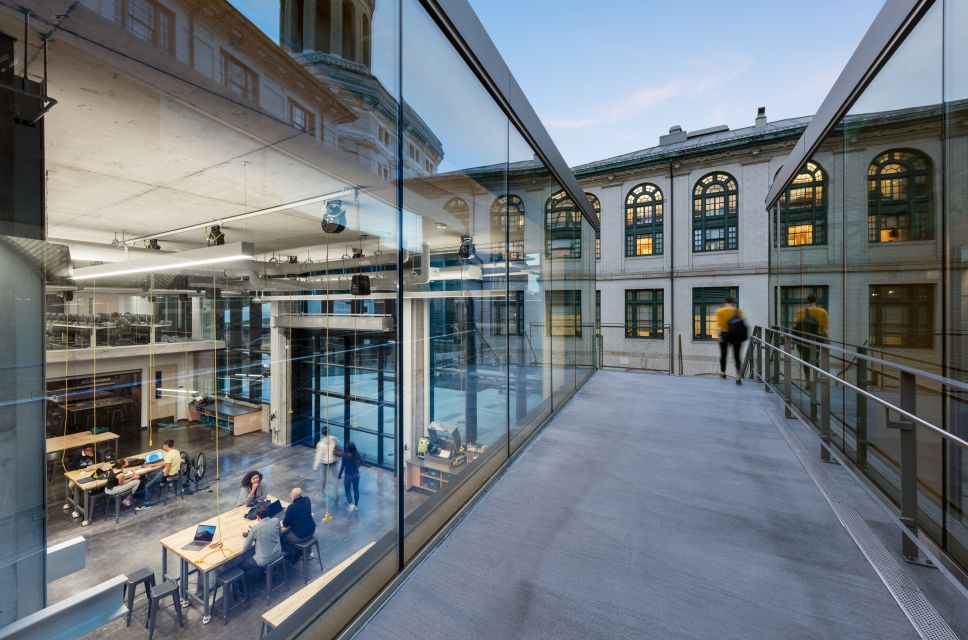 Carnegie Mellon University, ANSYS Hall © Chuck Choi