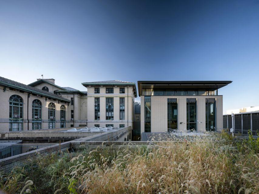 Carnegie Mellon University, ANSYS Hall © Nic Lehoux