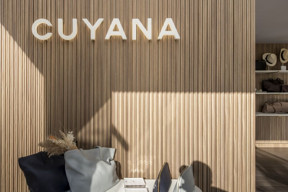 Cuyana in Motion © Bohlin Cywinski Jackson, photo by Daniel Lee