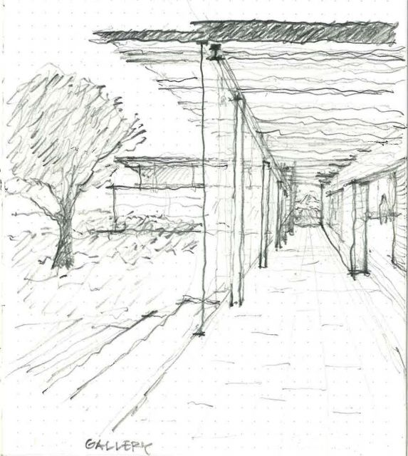 New Mexico Residential Sketch