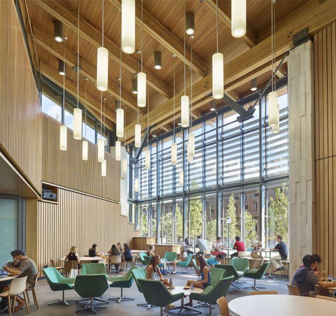 University of Pennsylvania, Lauder College House © Jeffrey Totaro