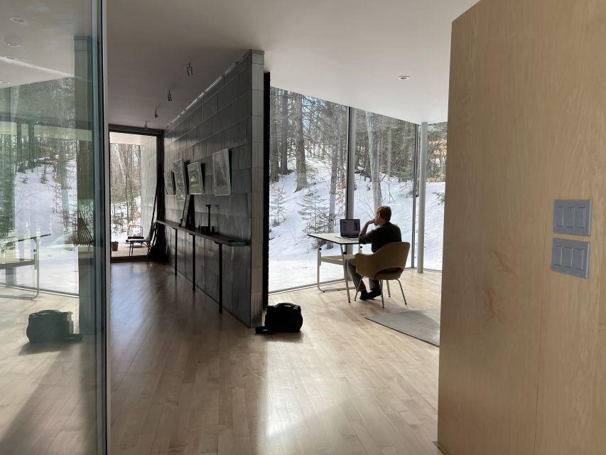 Inside the Tusen Takk Studio © Vaune Trachtman