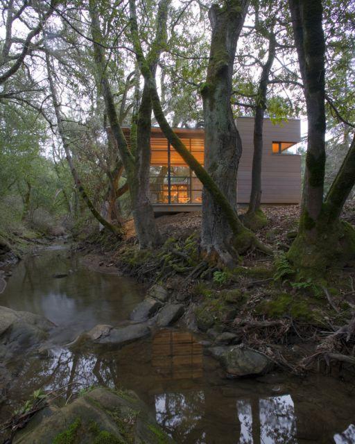 Dry Creek Outbuildings © Nic Lehoux