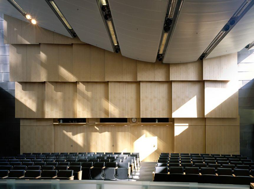Seattle City Hall © Nic Lehoux
